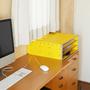 3段書類棚用ファイバーボックス